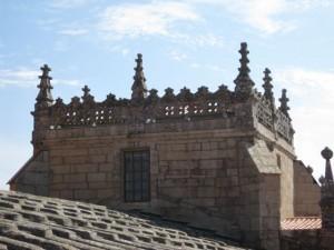 Cimborrio de la Catedral de Tui. FOTO: JMG.