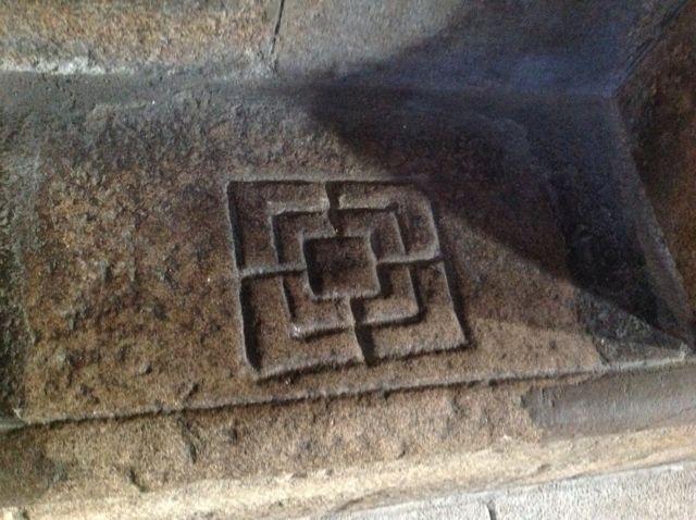 Los juegos se ubican a los pies de la basílica, en un lugar antaño muy discreto. FOTO: J. M. G.