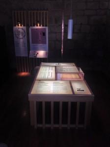 En el segundo piso se halla parte de la exposición permanente. FOTO: J. M. G.