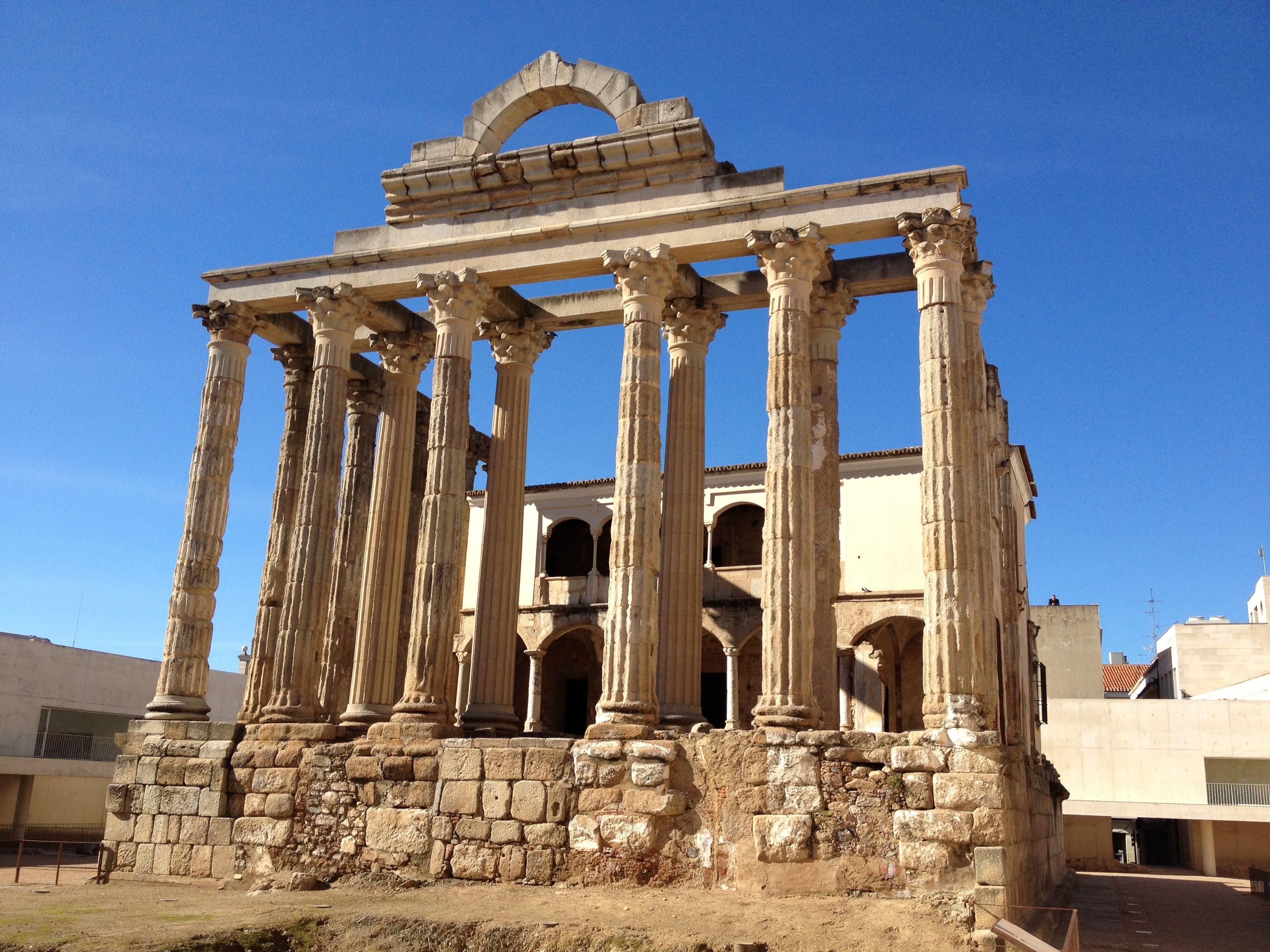 Fueron los romanos quienes crearon la figura del portavoz. FOTO: J.M.G.