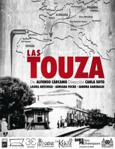 Cartel de la obra teatral mexicana. FOTO: Cedida