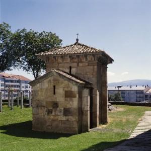 La capilla es un todo armónico. FOTO: Mani Moretón Brasa