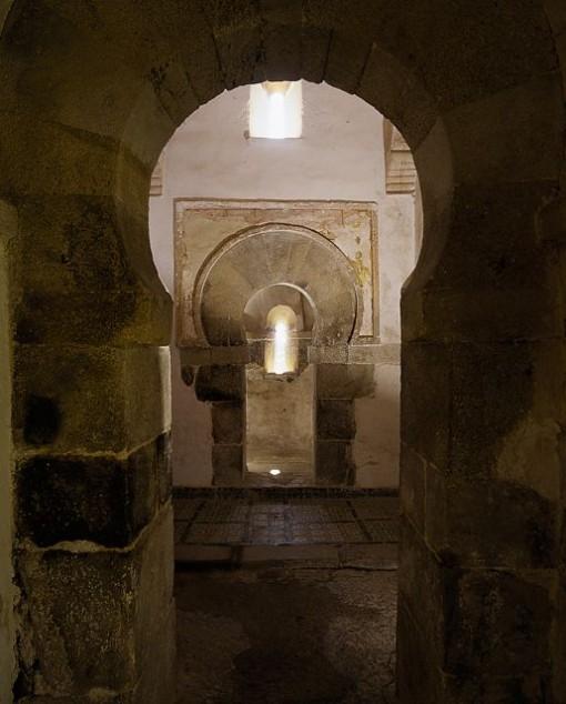 Interior de San Miguel. FOTO: Mani Moretón