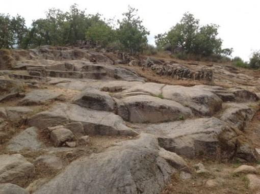 Los primeros indicios parecían mostrar la posibilidad de que aquí hubiese un santuario galaico-romano. FOTO: J.M.G.