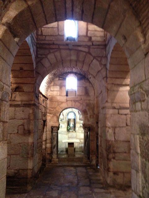 Interior de la nave de la iglesia. FOTO: J. M. G.