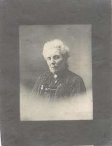 Margaret Brady-Pearse. madre de Pádraig y Willie, ambos fusilados por su rebeldía. FOTO: Cedida