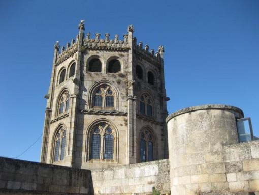 Este octógono es el elemento más destacado del exterior de la catedral. FOTO: J.M.G.