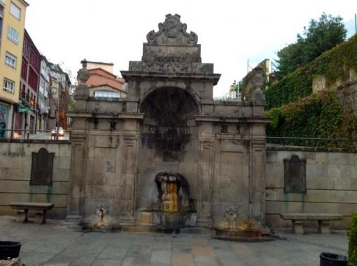 Burga de Abaixo, la más famosa. FOTO: J.M.G.