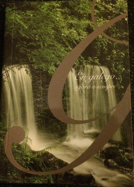 Portada do libro que recolle as mandas testamentarias dos participantes. FOTO: J.M.G.