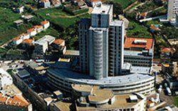 En Vigo no se entiende que este complejo hospitalario quede cerrado a cal y canto sin uso. FOTO: Cedida.
