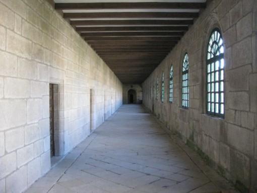 El canto gregoriano fue cultivado en los monasterios de la Edad Media y llegó a producir grandes composiciones. FOTO: J.M.G.
