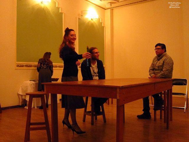 La mesa, elemento que une y hermana, es parte fundamental en esta historia de valores universales. FOTO: Joel Nava Polina