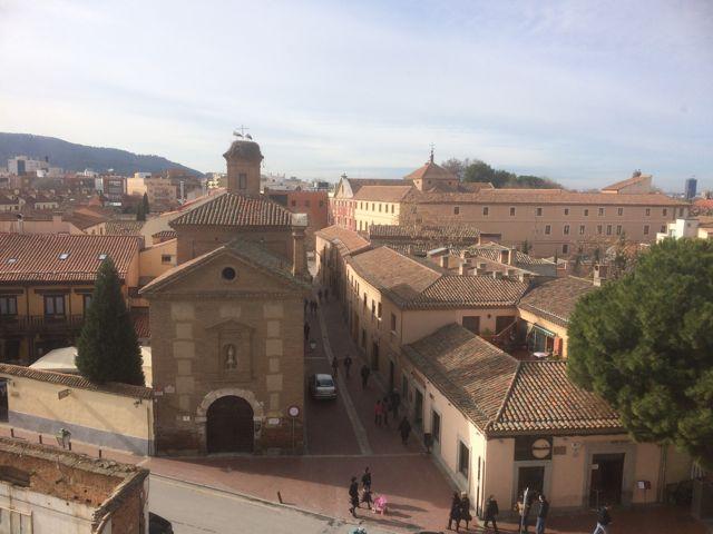 Otra evidencia del carácter monumental de esta antigua ciudad madrileña. FOTO: J.M.G.